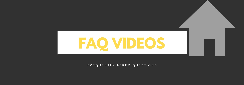 FAQ Series Banner