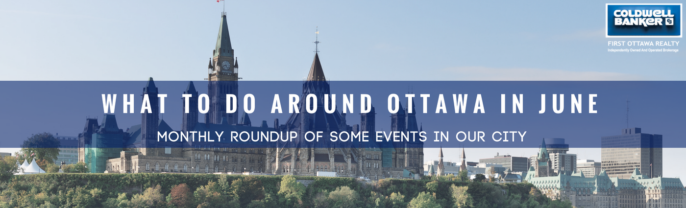 Ottawa June Events in the city